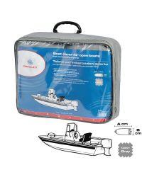 Bâche bateaux avec console 427/488 - 210 cm