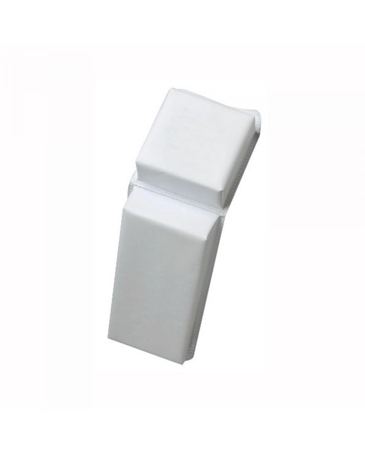 Pare-battage PVC plat 762mm