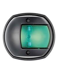Feu de navigation Compact12 - ABS tribord - noir