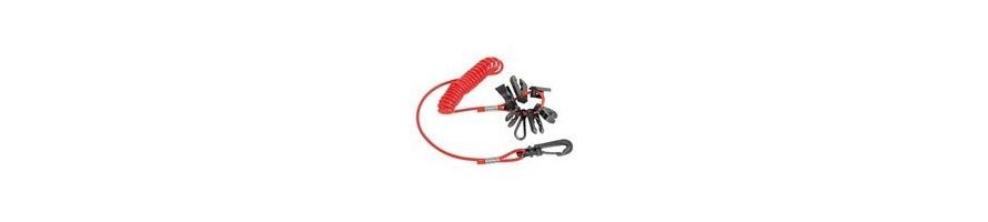 Coupe circuit et accessoires