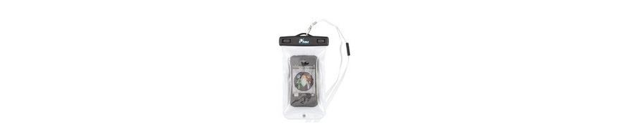 Etui étanche pour téléphone portable, GPS, VHF, Tablette, appareil photo.