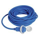 Câble avec prise